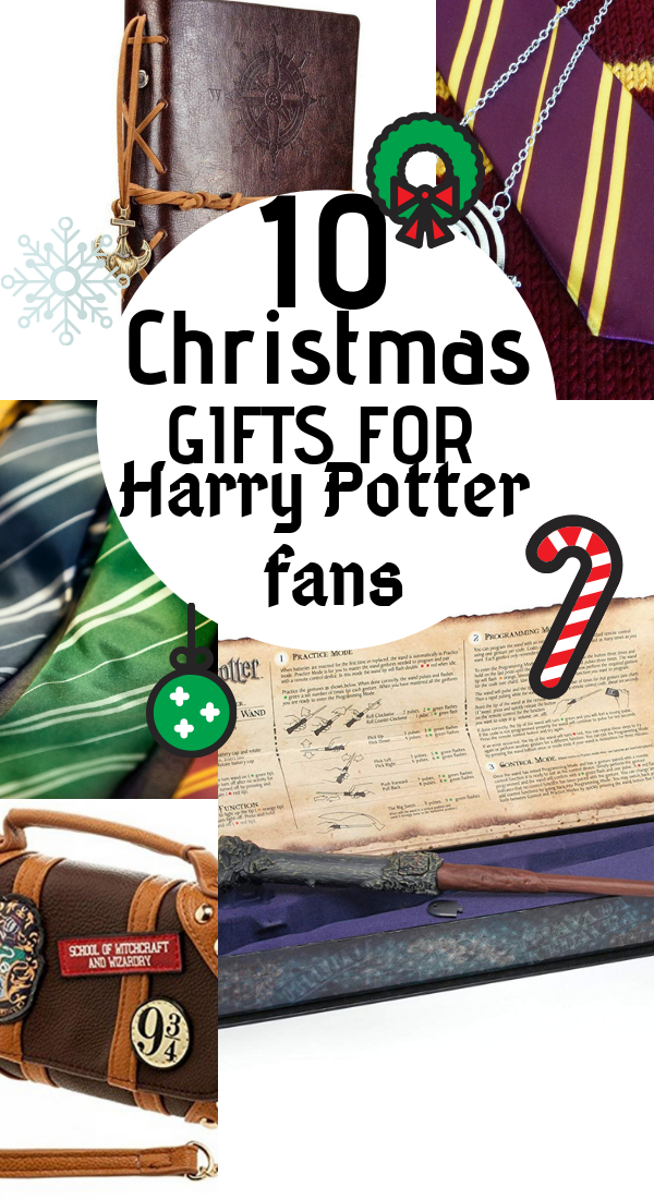 Harry Potter Christmas Gifts.Christmas Gifts For Harry Potter Fans 1 Ohclary