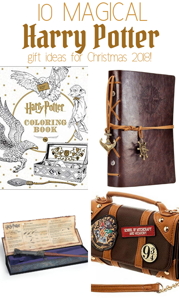Harry Potter Christmas Gifts.Christmas Gifts For Harry Potter Fans Ohclary